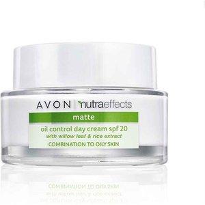 Avon True Nutraeffects - Nutra Effects Matte Oil-control Day Cream Spf20 - 50ml, Clear 14659 212398416581, Clear