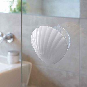 Zaria Shell Shower Speaker, White 9030 212398416817, White