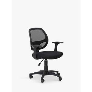 Alphason Davis Office Chair, Black