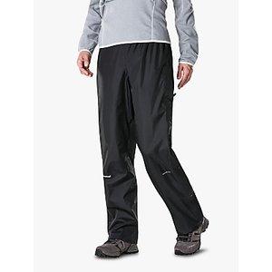 Berghaus Deluge Waterproof Women's Over-trousers, Black