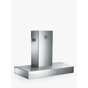 Bertazzoni Master Series K100conxa 100cm Chimney Cooker Hood, Stainless Steel