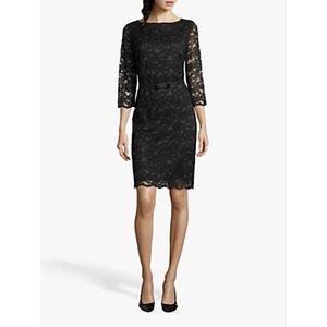Betty Barclay Lace Dress Black, Black