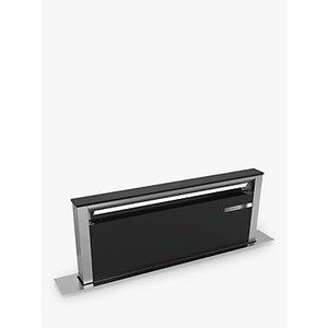 Bosch Ddd97bm60b 91.6cm Downdraft Cooker Hood, A Energy Rating, Stainless Steel