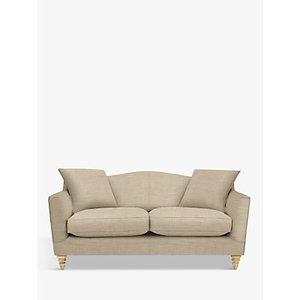 Croft Collection Melrose Medium 2 Seater Sofa, Light Leg, Hope Caramel