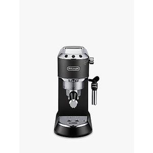 De'longhi Ec685 Dedica Style Pump Espresso Coffee Machine, Black