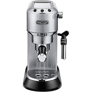 De'longhi Ec685 Dedica Style Pump Espresso Coffee Machine, Silver