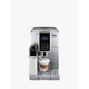 De'longhi Ecam350.75.sb Dinamica Bean-to-cup Coffee Machine, Silver