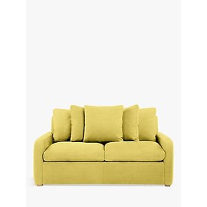 Floppy Jo Sofa Bed By Loaf At John Lewis, Brushed Cotton Maize Yellow