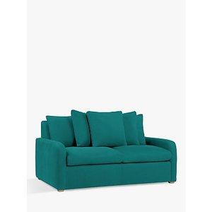 Floppy Jo Sofa Bed By Loaf At John Lewis, Clever Velvet Real Teal
