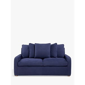 Floppy Jo Sofa Bed By Loaf At John Lewis, Brushed Cotton Navy