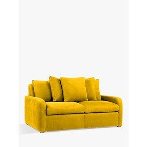 Floppy Jo Sofa Bed By Loaf At John Lewis, Clever Velvet Bumblebee