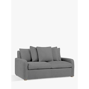 Floppy Jo Sofa Bed By Loaf At John Lewis, Clever Velvet Smokey Grey