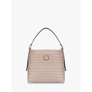 Furla Belvedere Small Leather Hobo Bag Womens Accessories, Dalia
