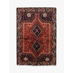 Gooch Oriental Quashgai Rug, Maroon, L211 X W146 Cm