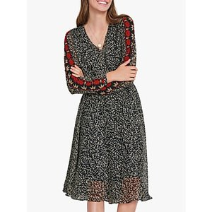 Hush Idalia Embroidered Dress, Daisy Print