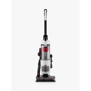 John Lewis & Partners 3l Upright Vacuum Cleaner, White