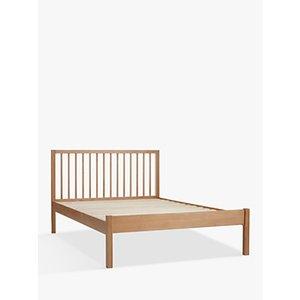 John Lewis & Partners Morgan Bed Frame, Double, Oak