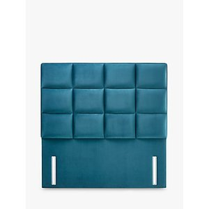 John Lewis & Partners Natural Collection Gloucester Upholstered Headboard, Super King Size, Opulenc