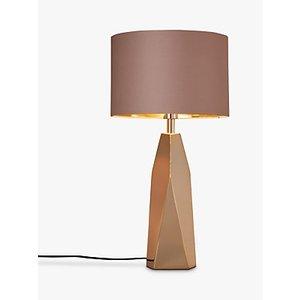 John Lewis & Partners Zaina Table Lamp, Gold