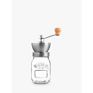 Kilner Coffee Grinder & 500ml Storage Jar Set