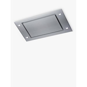 Kitchenaid Keicd 10010 Integrated Cooker Hood, Stainless Steel
