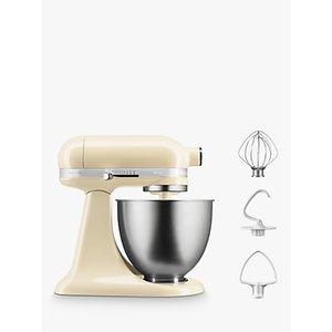 Kitchenaid Mini Stand Mixer, Almond Cream