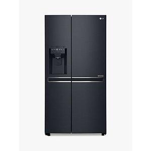Lg Gsl760mcxv American Style Fridge Freezer, A+ Energy Rating, 91.2cm Wide, Plumbed Water
