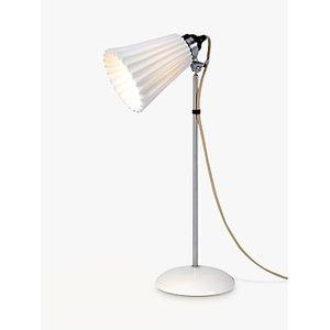 Original Btc Hector Pleated Desk Lamp, Ft380