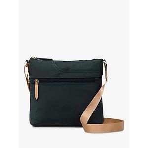 Radley Pockets Zip Top Cross Body Bag Womens Accessories, Dark Green