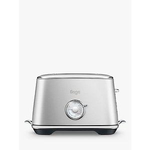 Sage Sta735 Luxe 2-slot Toaster, Stainless Steel