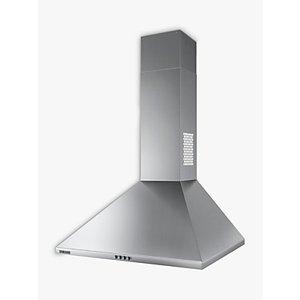 Samsung Nk24m3050ps/u1 Chimney Cooker Hood, 60cm Wide, Stainless Steel