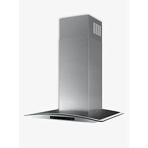 Samsung Nk24m5070cs/ur Chimney Cooker Hood, Stainless Steel