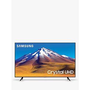 Samsung Ue70tu7020 (2020) Hdr 4k Ultra Hd Smart Tv, 70 Inch With Tvplus, Black