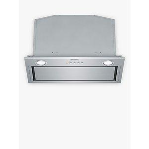Siemens Lb57574gb 52cm Integrated Cooker Hood, C Energy Rating, Stainless Steel