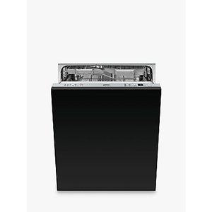 Smeg Di613pmax Integrated Dishwasher