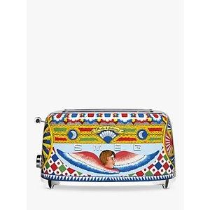 Smeg Dolce & Gabbana Tsf02d&g 4-slice 2- Slot Toaster