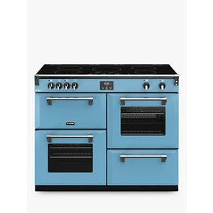 Stoves Richmond Deluxe S1100ei Induction Range Cooker With Zeus Bluetooth Connected Timer, Hot Jalap, Days Break