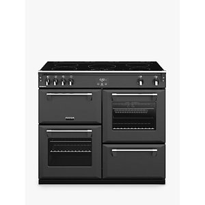 Stoves Richmond S1000ei 100cm Induction Electric Range Cooker, A Energy Rating,, Anthracite