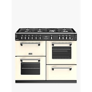 Stoves Richmond S1100g Gas Range Cooker, A/a/a Energy Rating, Classic Cream