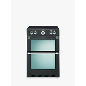 Stoves Sterling 600mfti Freestanding Electric Cooker, Black