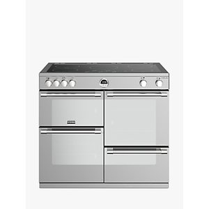 Stoves Sterling S1000ei Induction Electric Range Cooker, A+ Energy Rating, Stainless Steel