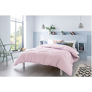 The Fine Bedding Company Night Owl Coverless Duvet, 10.5 Tog Pink House Accessories, Pink