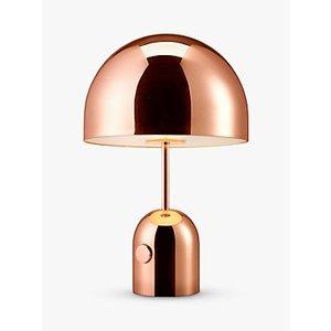Tom Dixon Bell Table Lamp, Copper