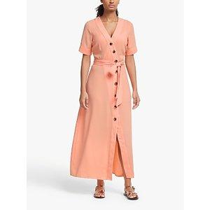 Y.a.s Yasmarion Maxi Wrap Dress, Cadmium Yellow