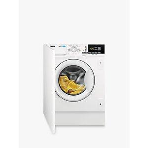 Zanussi Z716wt83bi Integrated Washer Dryer, 7kg Wash/4kg Dry Load, A Energy Rating, 1600rp