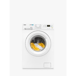 Zanussi Zwd81660nw Freestanding Washer Dryer, 8kg Wash/4kg Dry Load, A Energy Rating, 1600