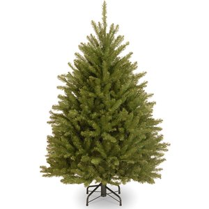 4ft National Tree Company Dunhill Fir Hinged Christmas Tree Duh3 40