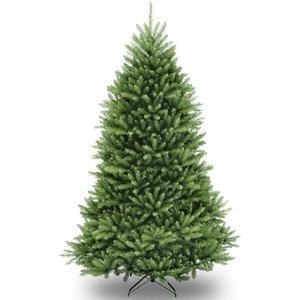 6ft National Tree Company Dunhill Fir Hinged Christmas Tree Duh3 60