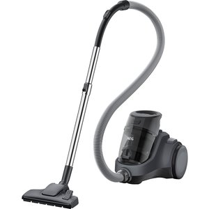 Aeg Total Home Bagless 750w 1.8l Cylinder Vacuum Cleaner - Grey Lx5 2 4t 7332543680726