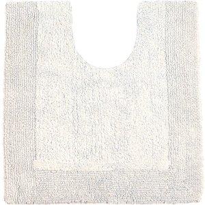 Allure Elegance Pedestal Mat - White 5060210639303
